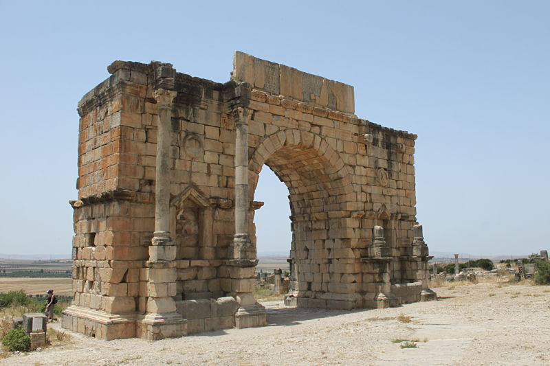 arco-caracalla-volubilis