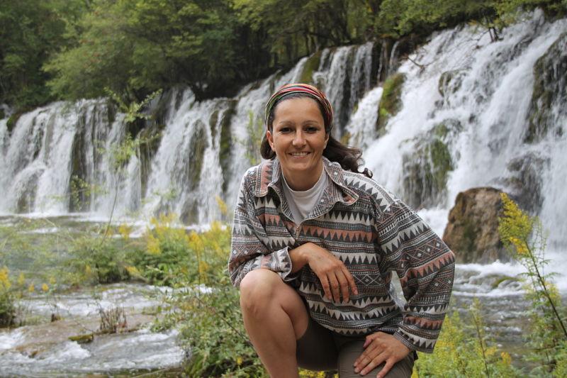 io cascate jiuzhaigou