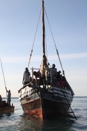 La Mashaallah a Pangani Tanzania