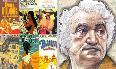 Libri di jorge amado sul Brasile
