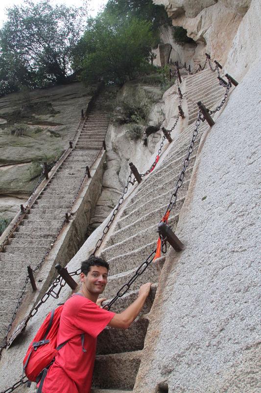 Sentiero-del-soldato-huashan