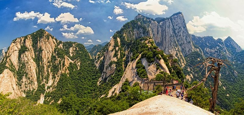 mount_hua_shan_china