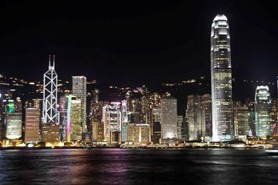 Hong-kong-veduta-notturna
