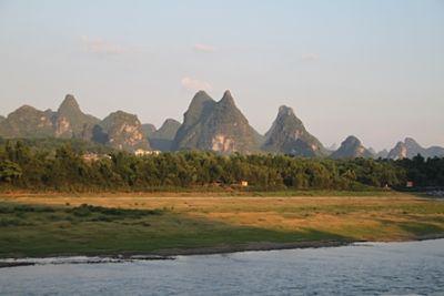 yangshuo-tramonto-fiume-li