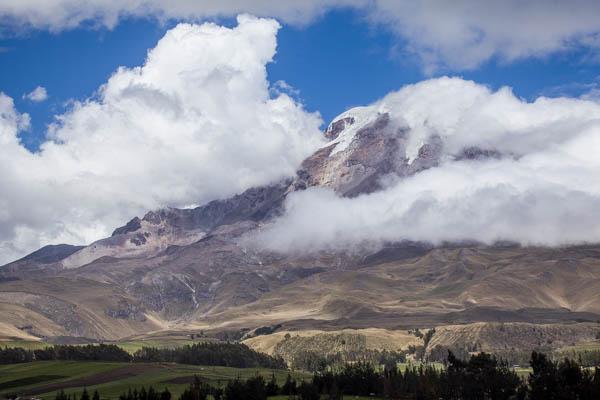 Cosa vedere Chimborazo Ecuador