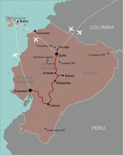 Itinerario-viaggio-Ecuador-Galapagos