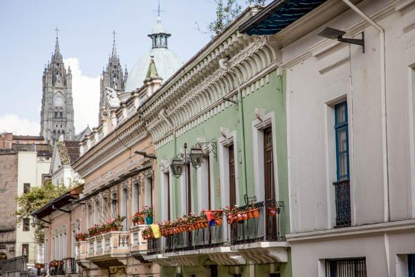 cosa vedere in Ecuador Quito