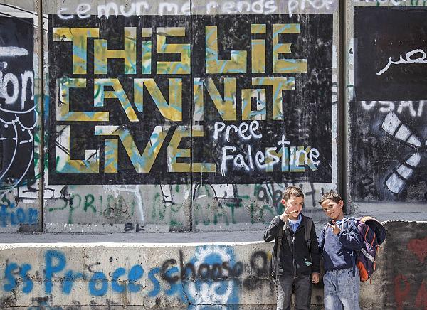 Betlemme-muro