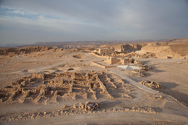 Masada-Israele
