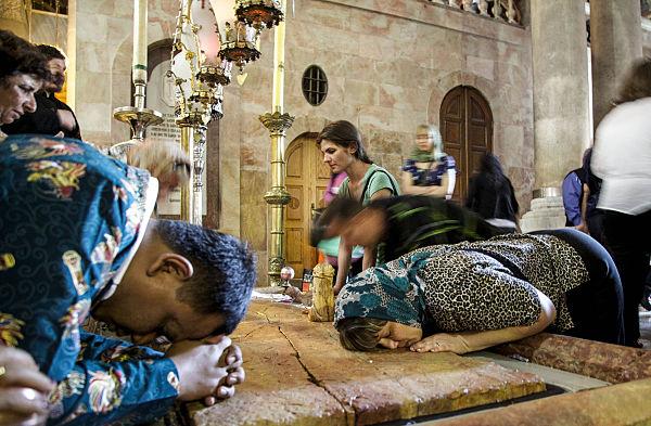 Santo-Sepolcro-Gerusalemme