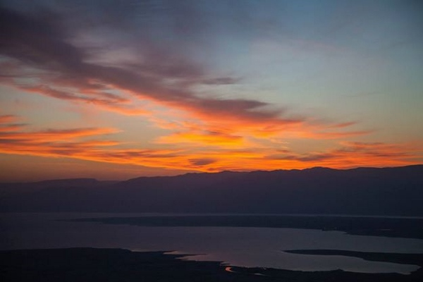 Alba-Masada-Israele