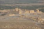 Antiche rovine, sole incandescente e tanta polvere: una giornata a Palmyra