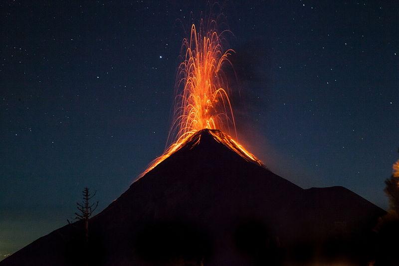 Fuego-volcano-guatemala