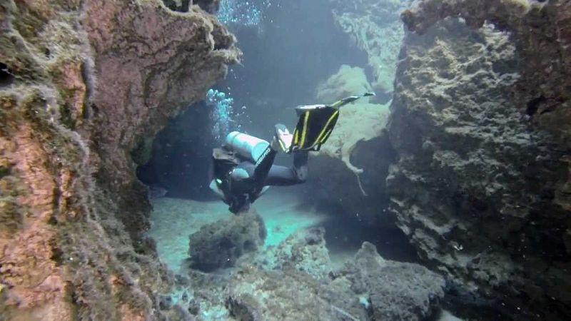 casa-cenote-immersione