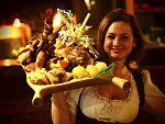 Dove mangiare a Budapest: Sir Lancelot, il ristorante dei cavalieri