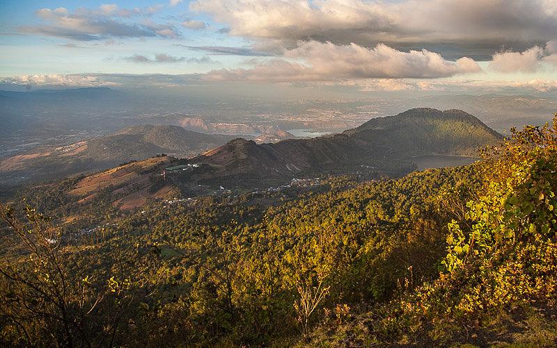 Panorama-Pacaya-vulcano