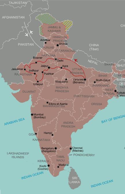 cosa-vedere-India