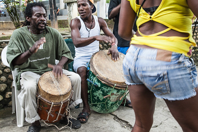 Livingston cultura garifuna