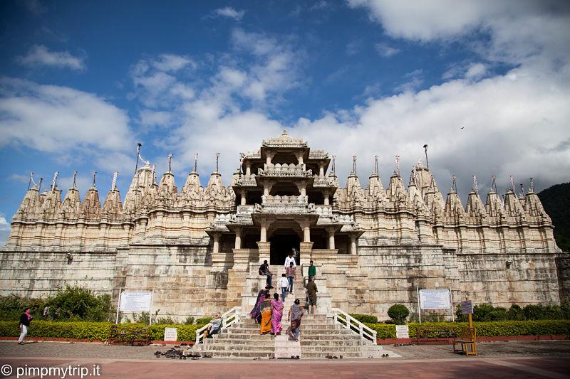ranakpur-tempio