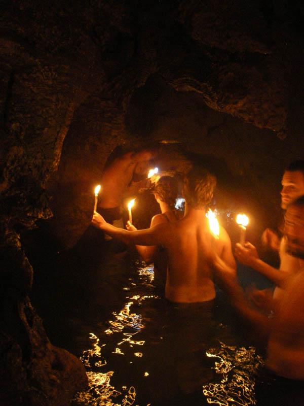 Kanba Caves