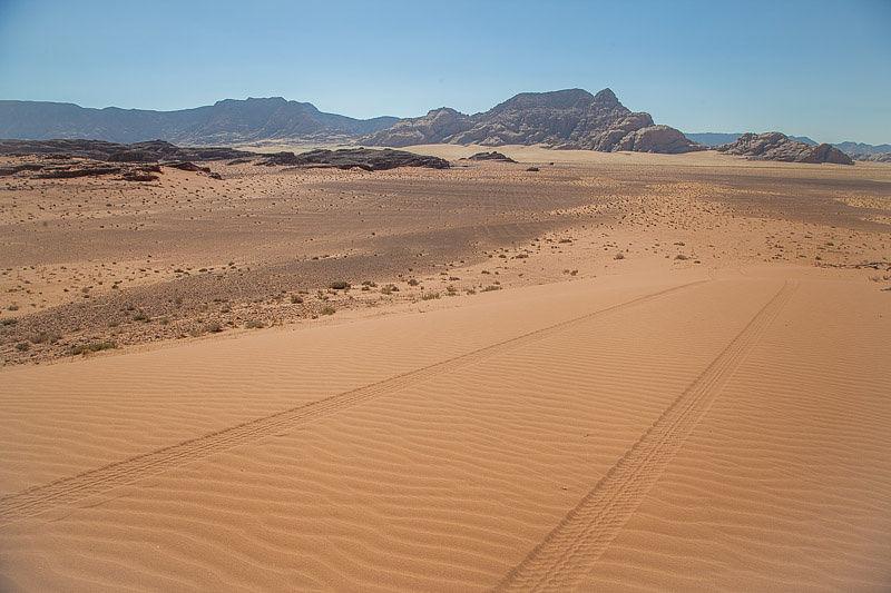 deserto giordania