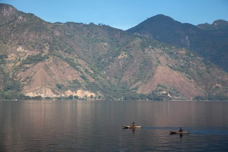 lago atitlan san pedro
