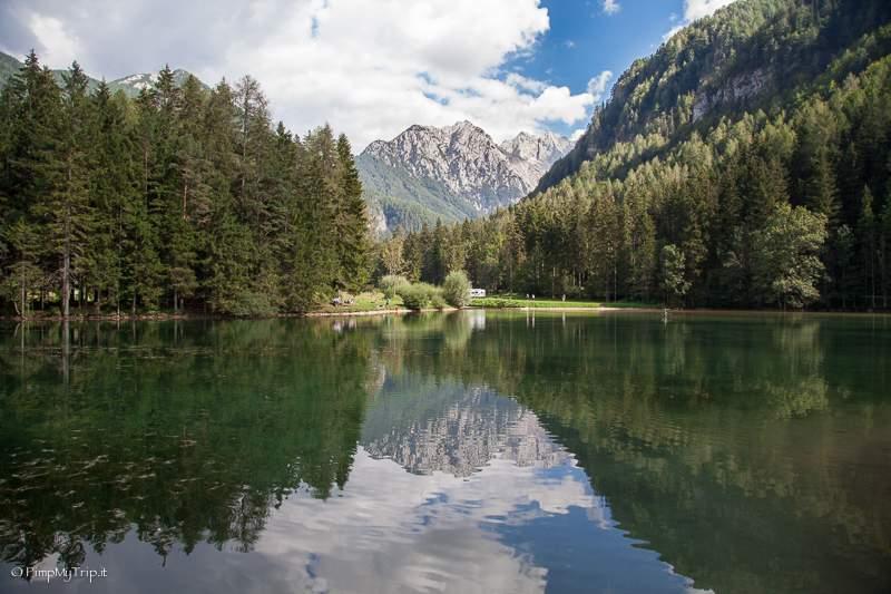 Planšar Lake jezersko