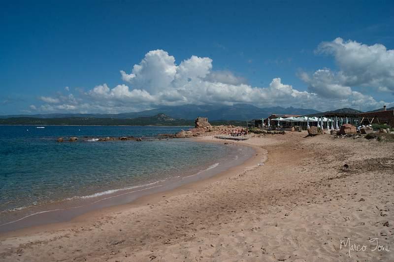 Spiaggia rosa della Tonnara