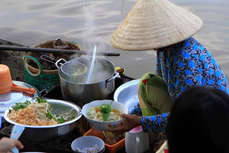 mangiare in Vietnam