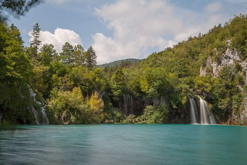 laghi inferiori Plitvice