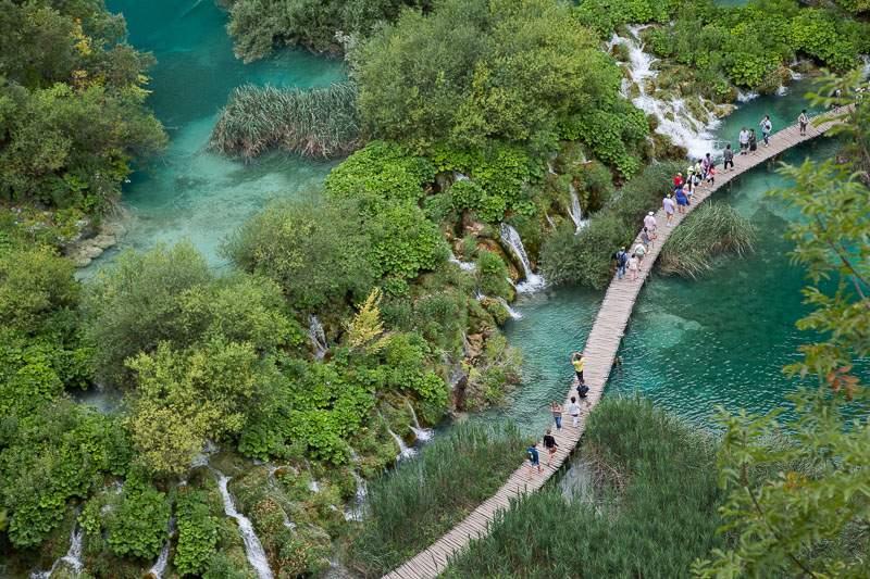Laghi Plitvice fai da te