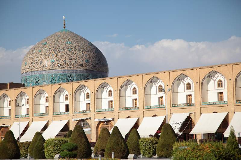 imam square isfahan