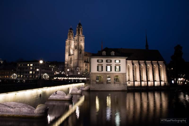 Cattedrale-Grossmünster-zurigo