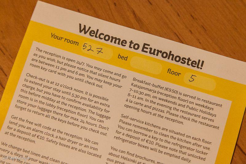 EuroHostel-Helsinki-welcome