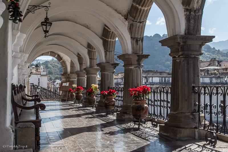 antigua-guatemala-parque-central