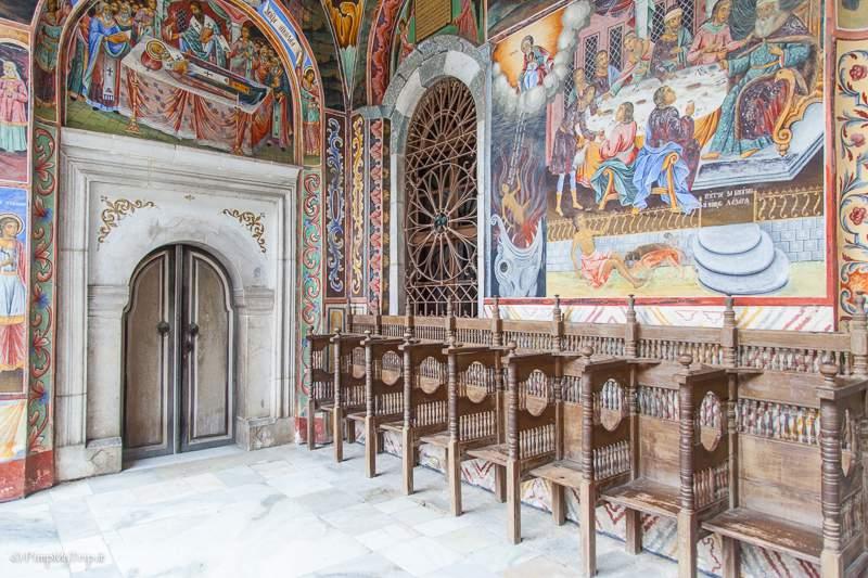 Porta-basilica