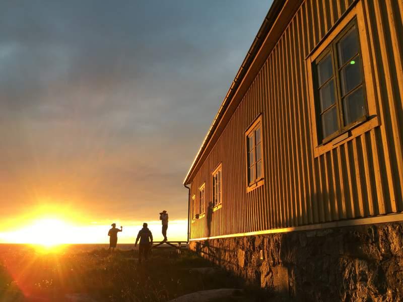 tramonto-utklippan