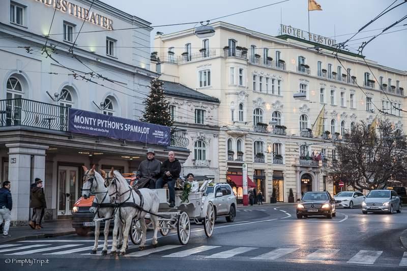landestheater in Makartplatz