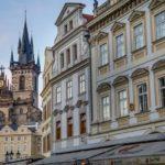 Il Quartiere Vecchio di Praga e il Templare Senza Testa