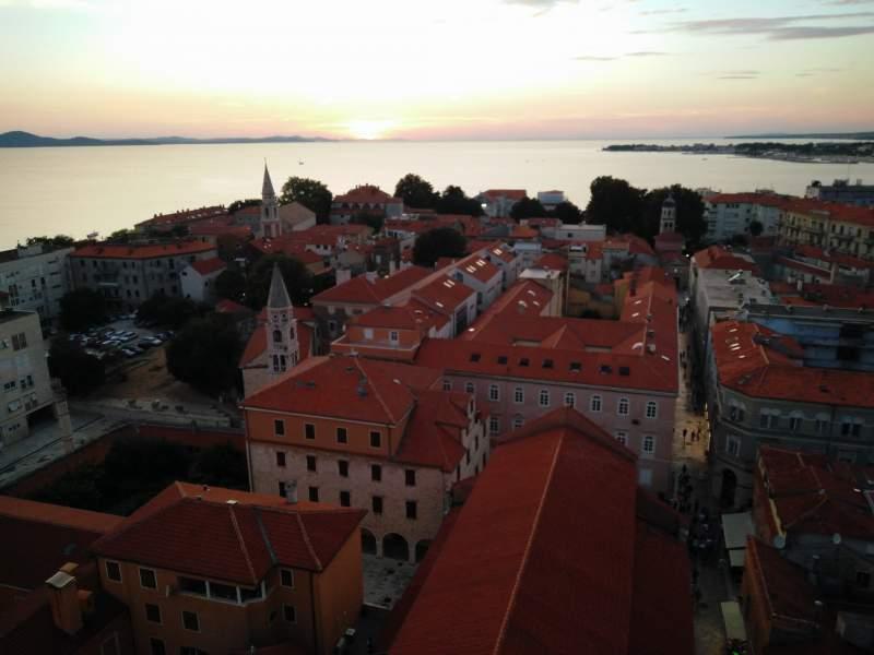 zara panorama croazia