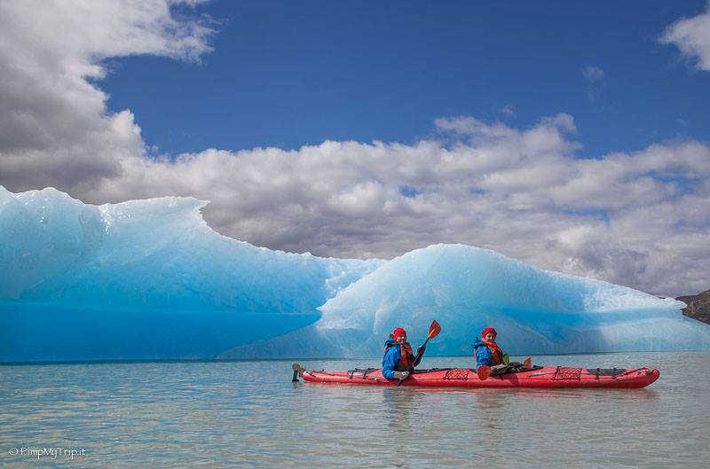 kayak-lago-grey-patagonia