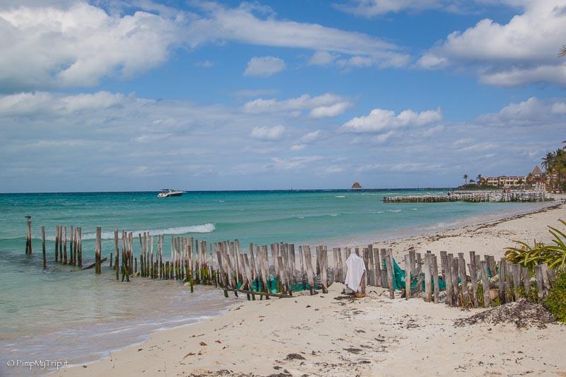 Riviera Maya spiagge