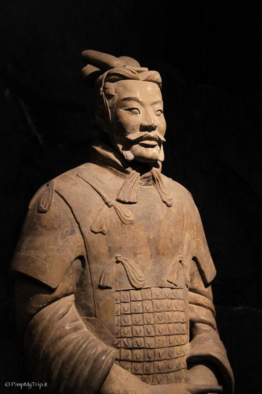 Aeroporto Di Xian : L esercito di terracotta xian storia visita e leggende