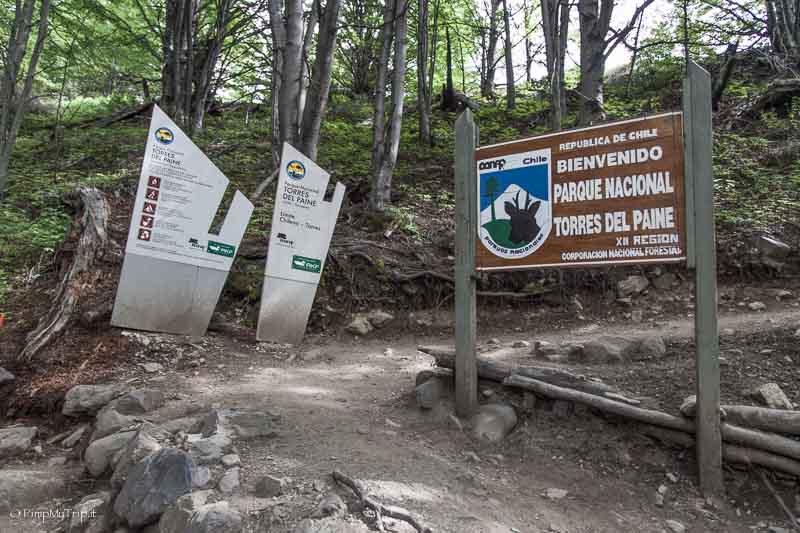 trekking e sentieri del Parco nazionale