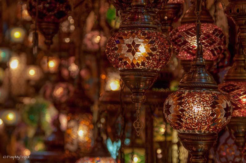 Lampade Gran Bazaa