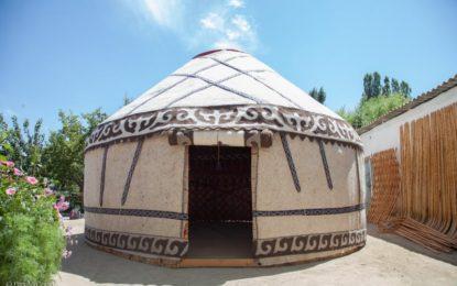 yurta nomadi