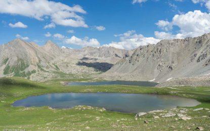 turgen ak suu trekking kirghizistan