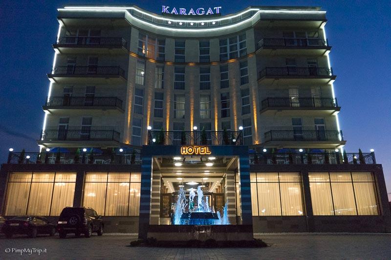 hotel karakol