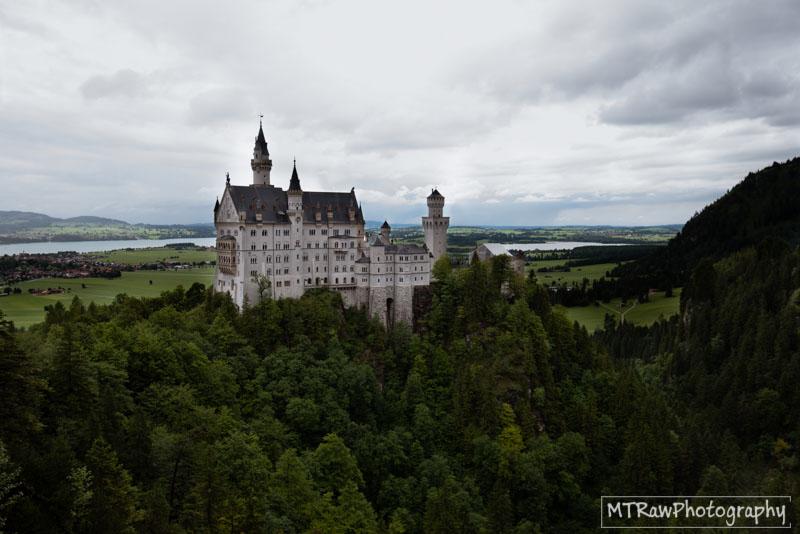 Schloss-Neuschwanstein