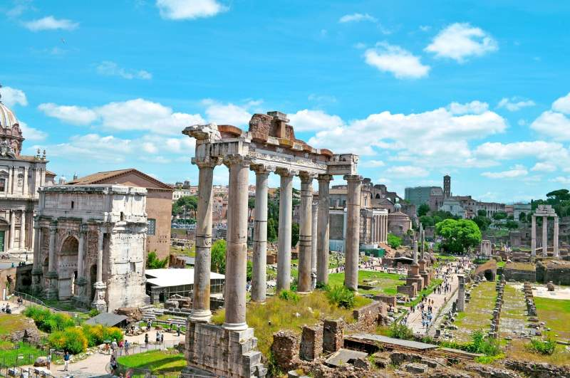colosseo-foro-romano
